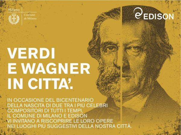 Milan gears up for Verdi-Wagner anniversary