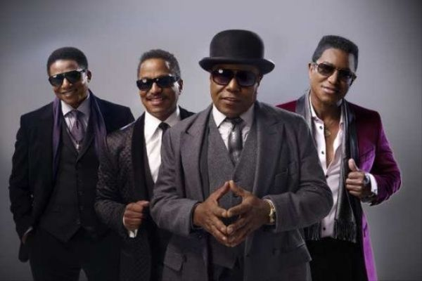 The Jacksons in Milan