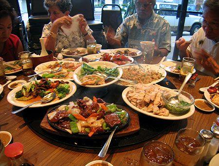 Good Asian Food