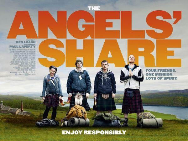 English language cinema in Milan: The Angel's Share
