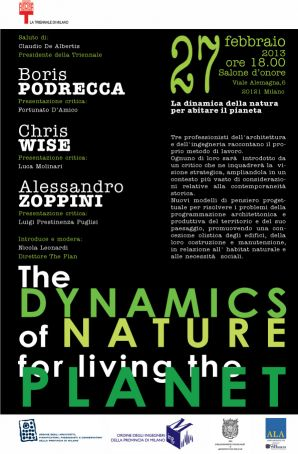 The Dynamics of the Nature for Living the Planet
