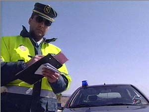 2010 traffic fines to be collected