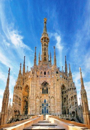 Milan's Duomo bids for Unesco award