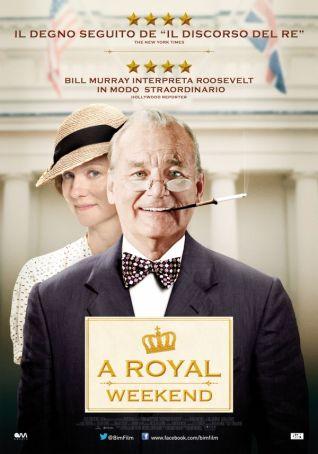 English language cinema in Milan: A Royal Weekend