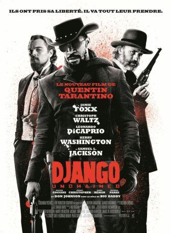 English language cinema in Milan: Django Unchained