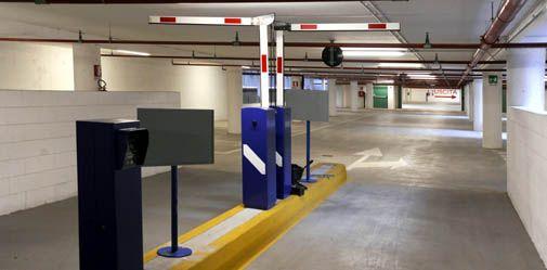700 new parking slots at Rogoredo