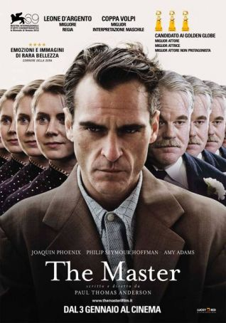 English language cinema in Milan: The Master