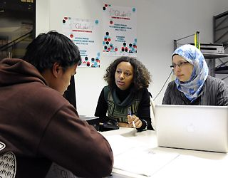 G-Lab opens for young immigrants