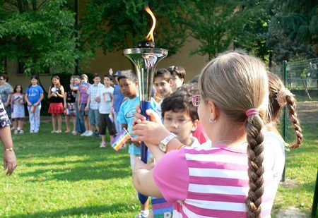Summer camps for Milan kids