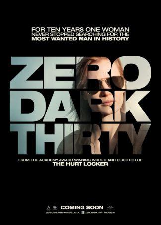 English language cinema in Milan: Zero Dark Thirty