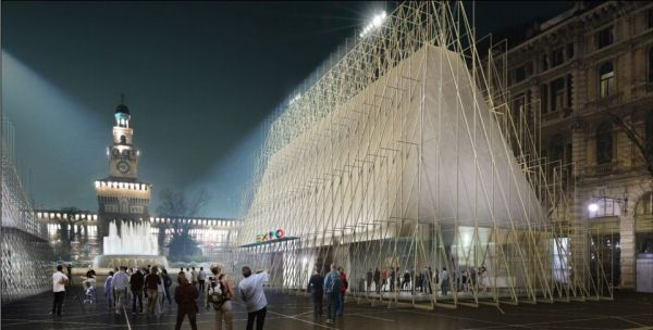 Expo Gate to rise on Largo Cairoli