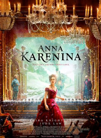 English language cinema in Milan: Anna Karenina
