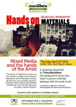 Hands on Materials lecture & workshop