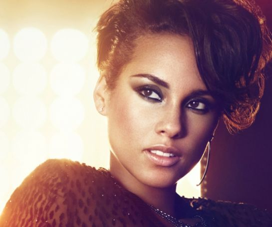 Alicia Keys in Turin