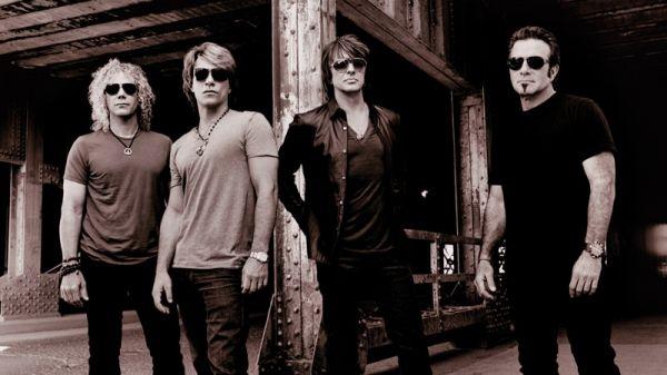 Bon Jovi in Milan