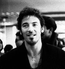 Bruce Springsteen in Milan