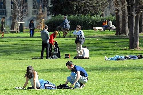 Citizen gardening to make Milan greener