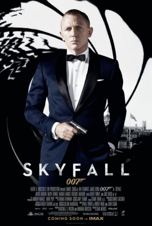 English language cinema in Milan: Skyfall