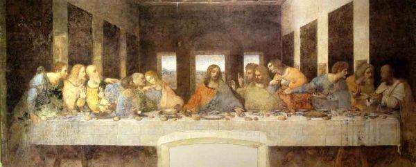 Leonardo's Last Supper: free visits