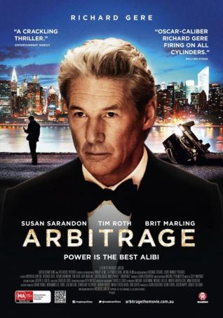 English language cinema in Milan: Arbitrage