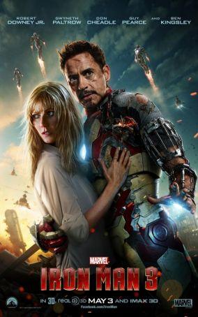 English language cinema in Milan: Iron Man 3