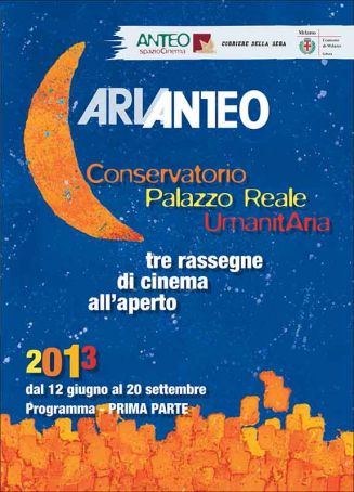 Open-air cinema until September