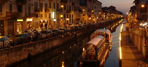 Naviglio Pavese lights up August weekends