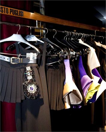 Milan fashion polishes its image