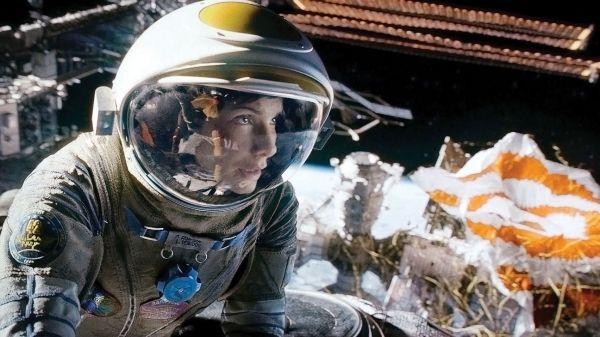 English language cinema in Milan: Gravity