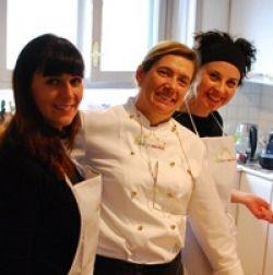 Italian cooking school in Milan