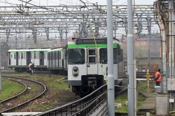 Works affect metro green line M2