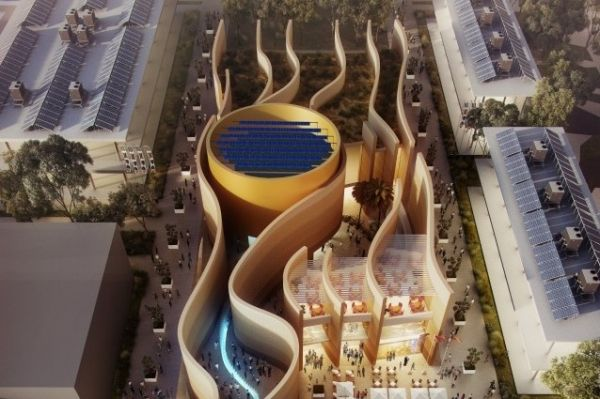 UAE presents Expo pavilion by Foster
