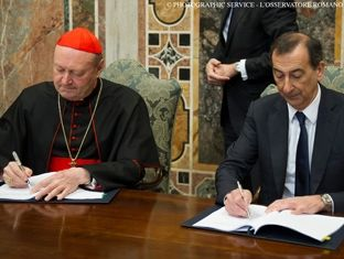 Vatican signs up for Expo