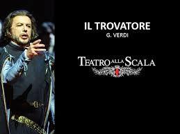 Il Trovatore at La Scala