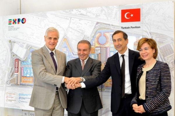 Turkey quits Expo 2015