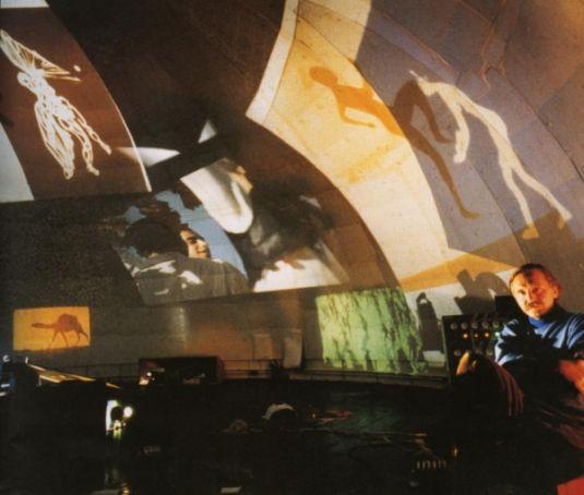 Cine Dreams in the Planetarium