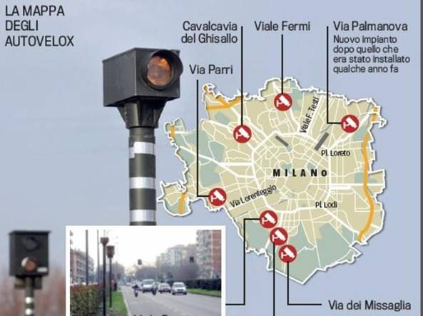 Seven new speed-cameras