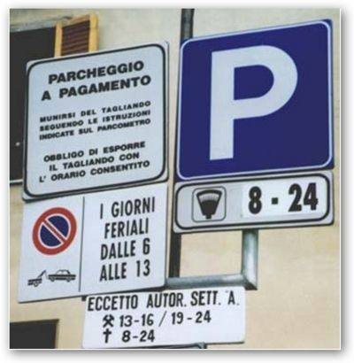 New parking: discounts for workers, tradespeople