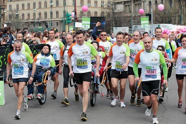 Milan gears up for marathon