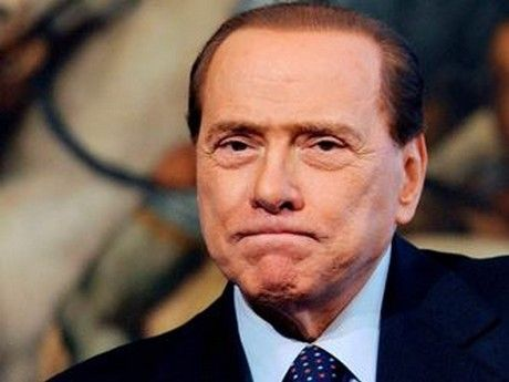 Berlusconi gets community service