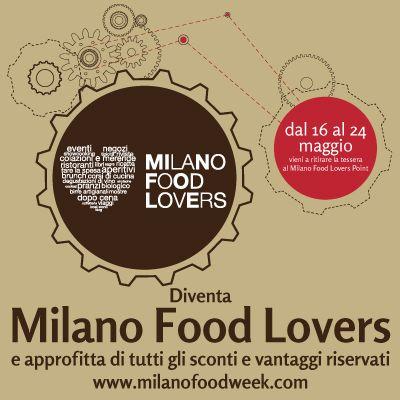 Milan Food Week starts