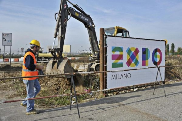 Expo 2015 contracts