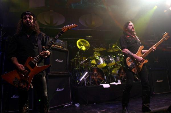 Motörhead at CitySound
