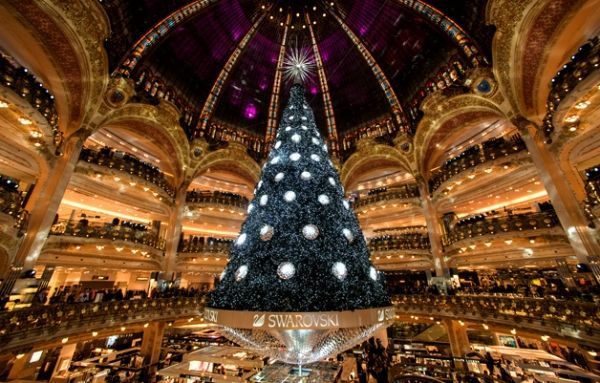 Galeries Lafayette to open in Milan
