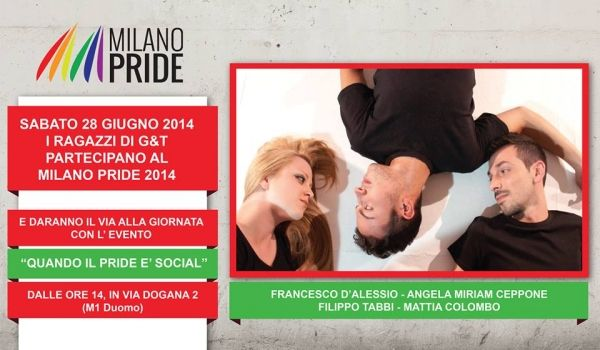 Parade to top Milan Pride week