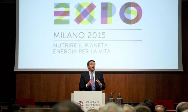 Renzi to check on Expo