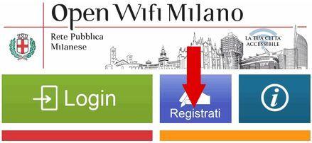 More free Wi-fi in Milan