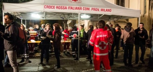 Milan hosts road safety campaign