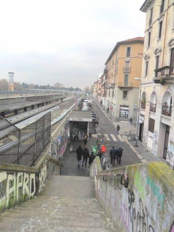 Milan's Bussa flyover to be a pedestrian garden