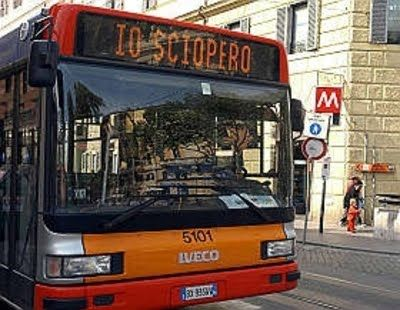 Transport strike in Milan on Friday